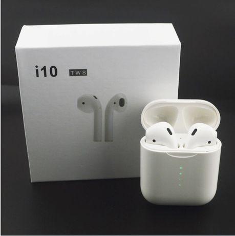 Nowe oryginalne i10 tws jakość Apple AirPods