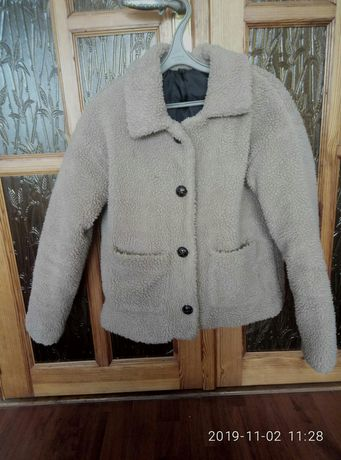 Шуба, куртка, шубка Тедди