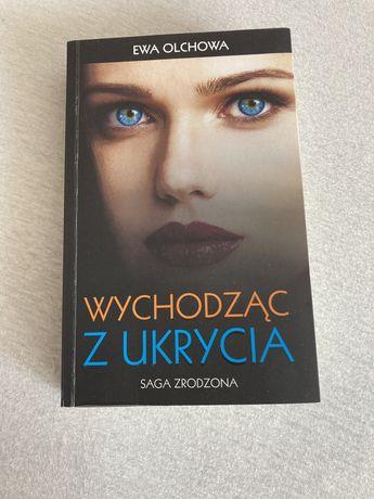 Książka Wychodząc z ukrycia Ewa Olchowa