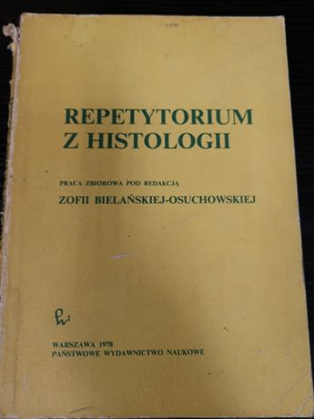 Repetytorium z histologii