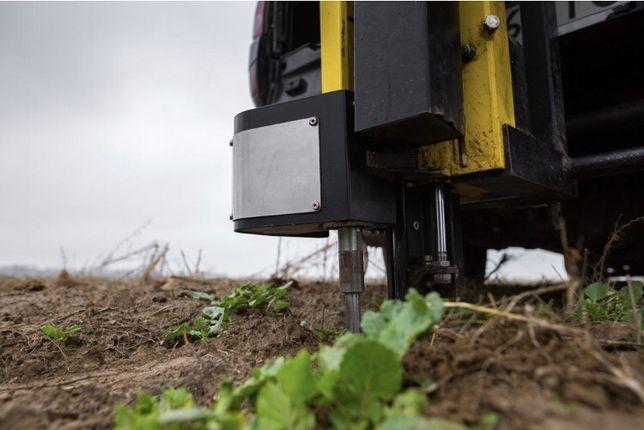 Pobór gleby, analiza gleby, badania gleby, plan nawozowy