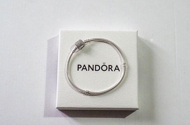 Pandora Moments bransoletka nowa paragon