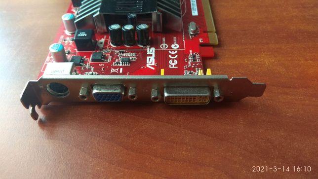 Видеокарта ASUS RADEON HD 3450 512 Мб DDR2