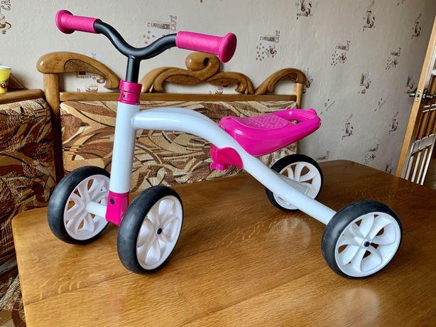 Розовый велобег Quadie от Chillafihs