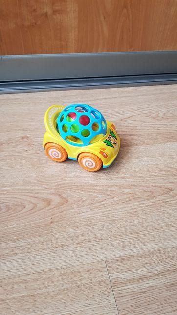 BamBam Auto, pojazd z kreskówki z grzechotką