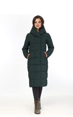 Зимняя куртка-пальто S (42 размер)
