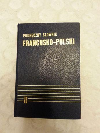 duży słownik francusko-polski