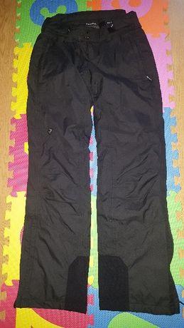 Spodnie narciarskie czarne IGUANA rozmiar 38