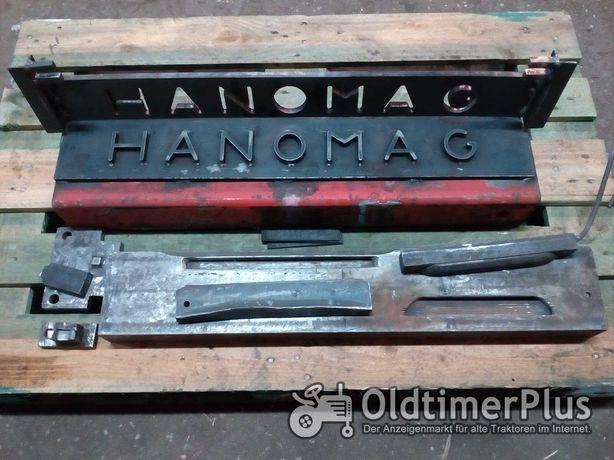 Narzędzie do produkcji płyt / paneli bocznych do Hanomag R40