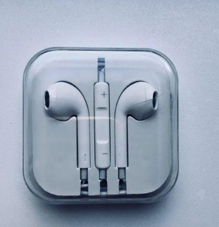 Наушники Apple EarPods with Remote and Mic 3.5 мм