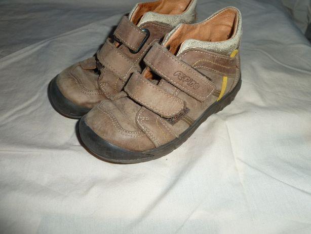 Кожаные ботинки Pepino Ricosta, р 27, стелька 17,4 см