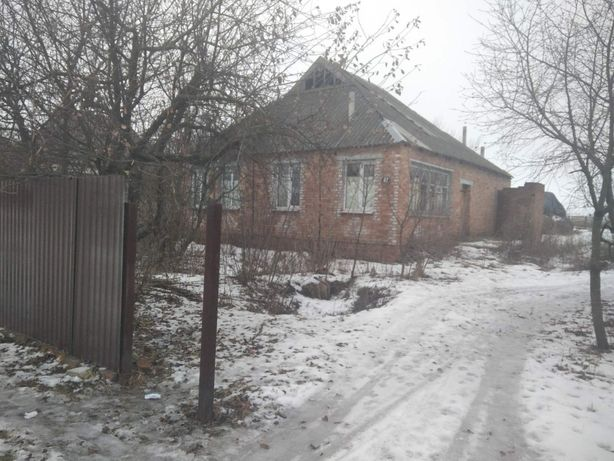Дом в с.Ольшана (Двуречанский Р-н, Харківська обл.) 120км от Харькова