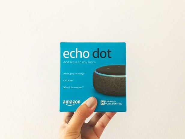 ALEXA Echo Dot (3rd Gen) NOVA e Selada  - Amazon