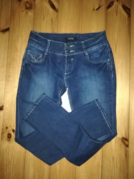 Spodnie dżinsowe roz. 38