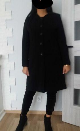 klasyczny płaszcz przejściówka XL