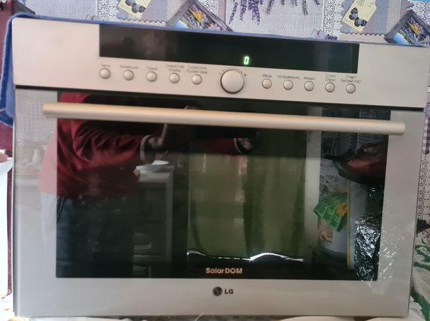 Духовный шкаф LG Solar Dom MP-9485SRS