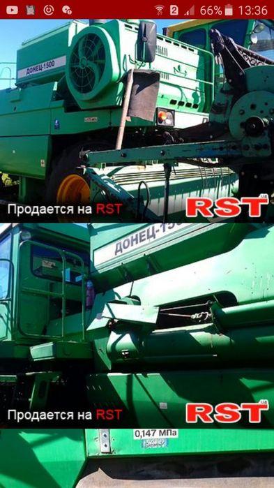 Продам Комбайн Донецк-1500 Одесса - изображение 1