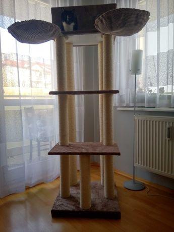 Drapak dla kota jak nowy Polski producent