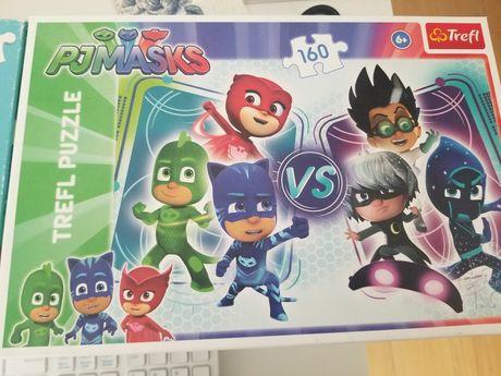 Puzzle bajkowi bohaterowie