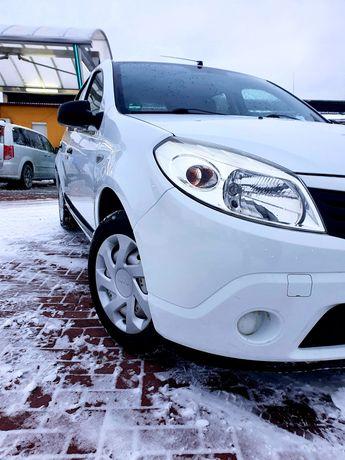 Dacia Sandero 2009 1.4 не фарбований Дачія Сандеро