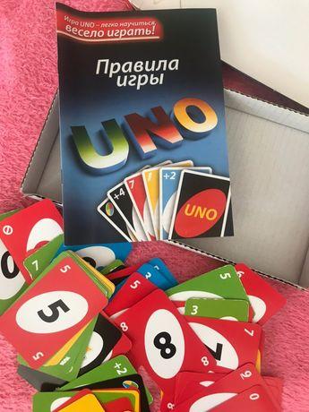 Настольная игра Uno