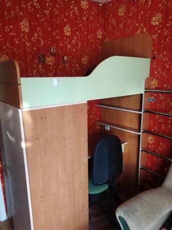 Продам кровать-шкаф-стол В ОДНОМ