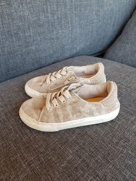 Trampki zara r.22 buty buciki