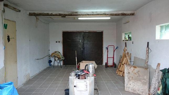 Garaż magazyn warsztat budynek gospodarczy