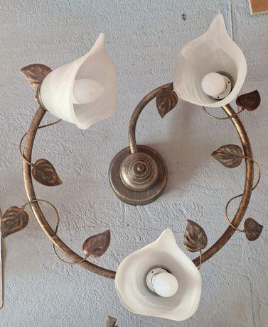 ozdobne lampy sufitowe