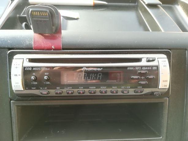Radio samochodowe PIONEER MP3 Rds,50 Wat x 4
