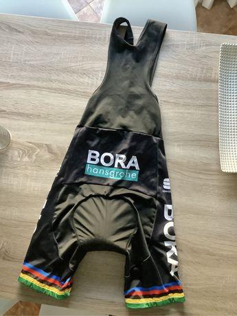 Calções ciclismo Bora Hansgrohe