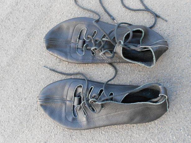 Обувь для танцев Кожаная