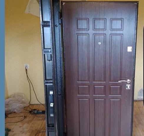 ОПТОМ И В РОЗНИЦУ! Двери входные металлические, входная дверь, двери