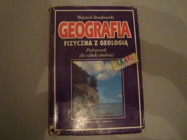 Podręcznik do geografii do szkoły średniej