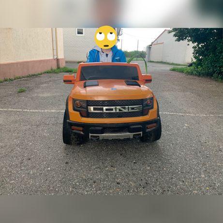 Детский электромобиль Bambi Ford Long 2 аккумулятора!!!