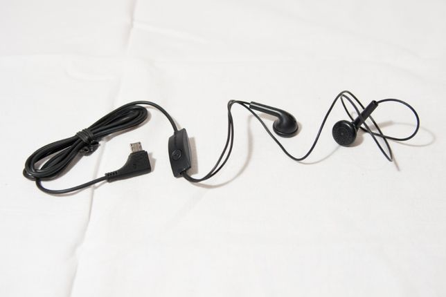 Słuchawki Samsung usb nowe do telefonu
