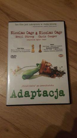 """Film DVD Nicholas Cage """"Adaptacja"""""""