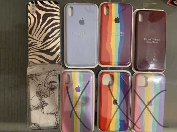 Mix Capas NOVAS iphone XS MAX