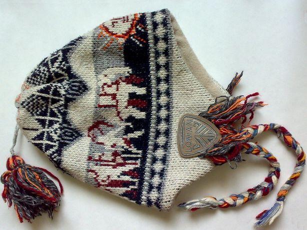 Непальская зимняя шапка фирмы Loman