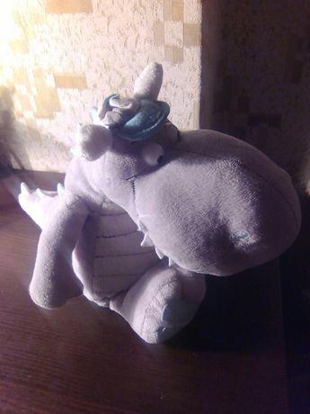 Продам мягкую игрушку (Динозаврик)