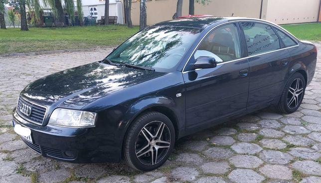 Audi A6,AUTOMAT,Quattro.