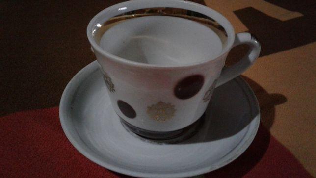 Продам кофейную чашечку+блюдечко.