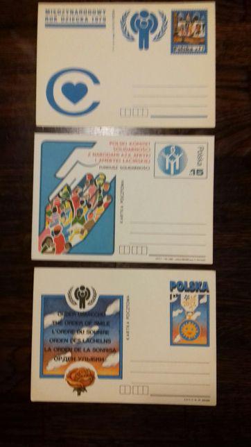 Karty pocztowe Unicef
