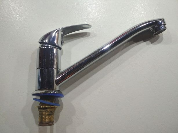 Кран латунный шаровый водопроводный без смесителя