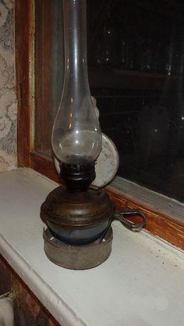 продам керосиновую лампу старинную