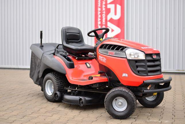 Traktorek kosiarka SABO 107H (131003) - Baras