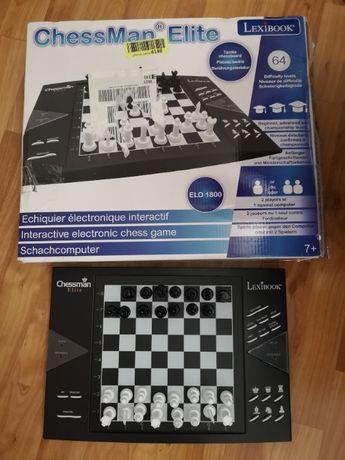 Elektroniczne szachy Chessman elite