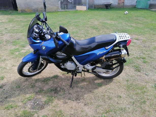 Motocykl BMW 650 GS