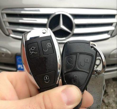 Kluczyk Mercedes B-Klasa W245/W246 z programowaniem. PROMO !!!