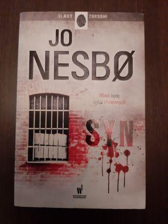 Książka Jo Nesbo Syn